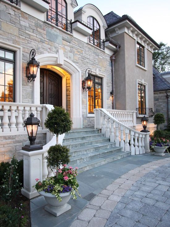 French chateau mn residential design peter eskuche aia for French chateau exterior design