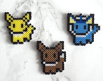 Perle Hama Pokemon Mini에 대한 이미지 검색결과 Plantillas