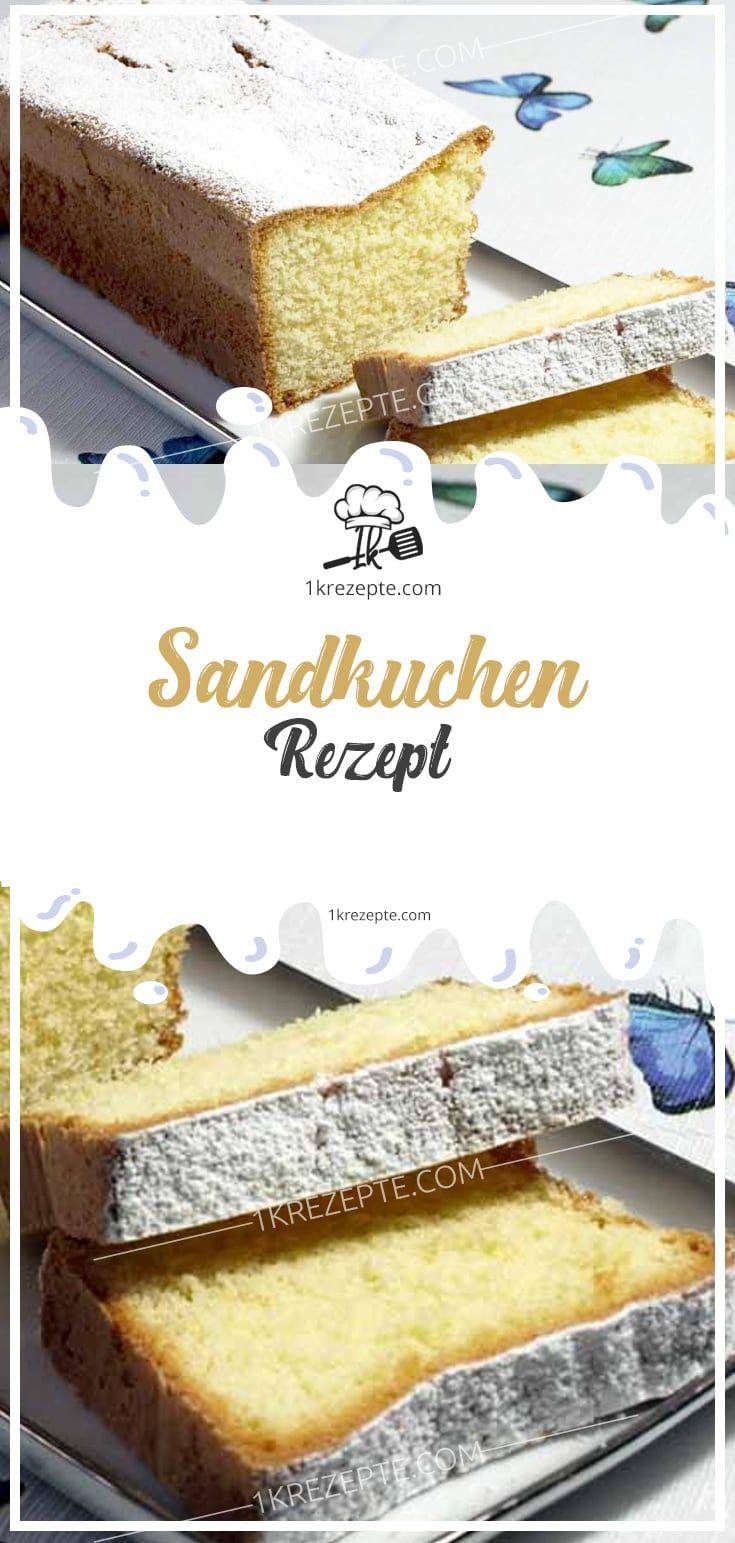 Sandkuchen Rezept #rührteiggrundrezept