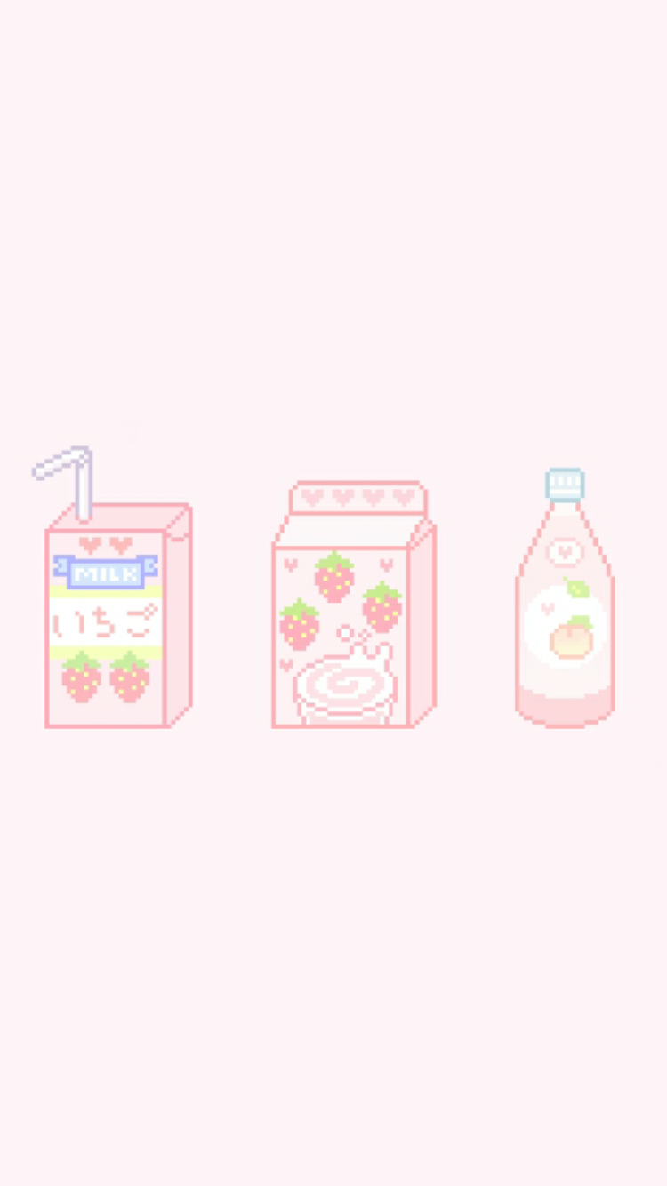 ♡strawdewy♡ Pastel pink aesthetic, Soft wallpaper