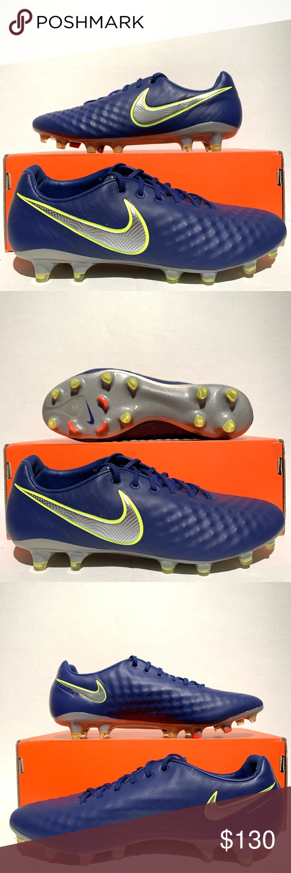size 40 450a5 48365 Nike Magista Opus II FG Brand new, unworn. Size 9.5. Retail 230. Time to  Shine Pack Nike Shoes Athletic Shoes