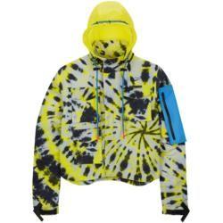 Nike x Off-White™ Tie Dye-Jacke für Damen - Gelb NikeNike