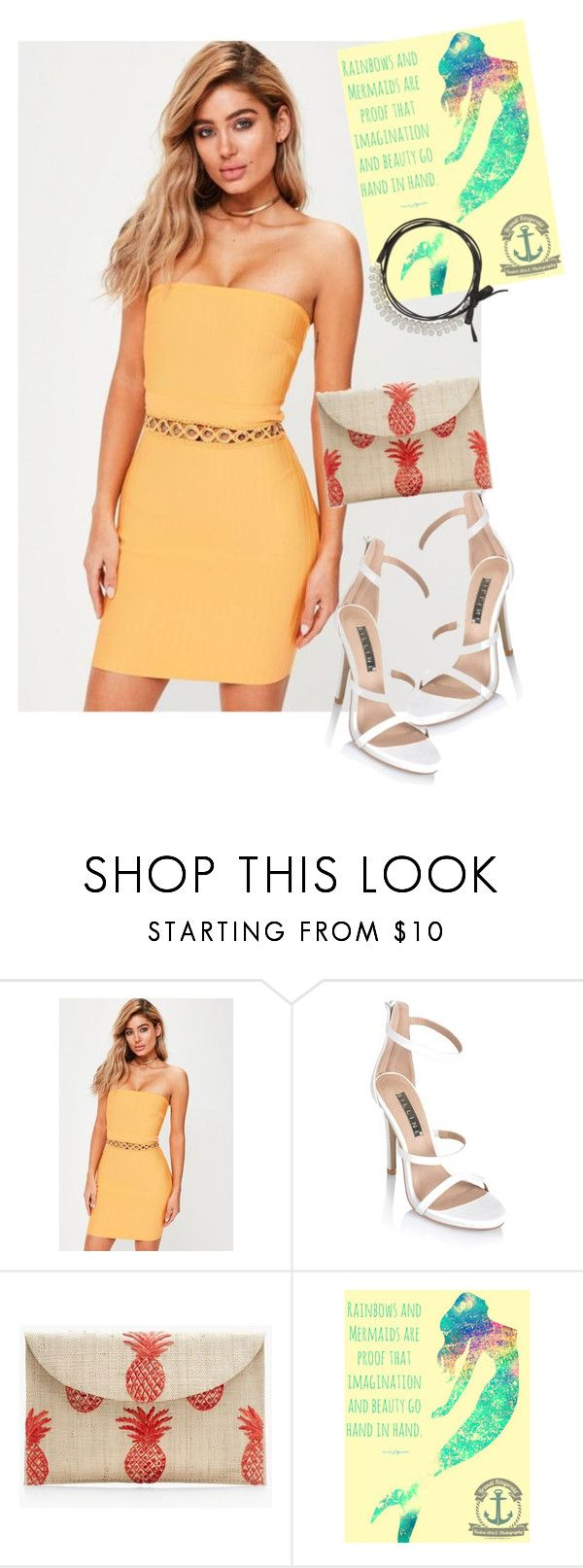 """dress"" by masayuki4499 ❤ liked on Polyvore featuring Missguided, J.Crew and Fallon"