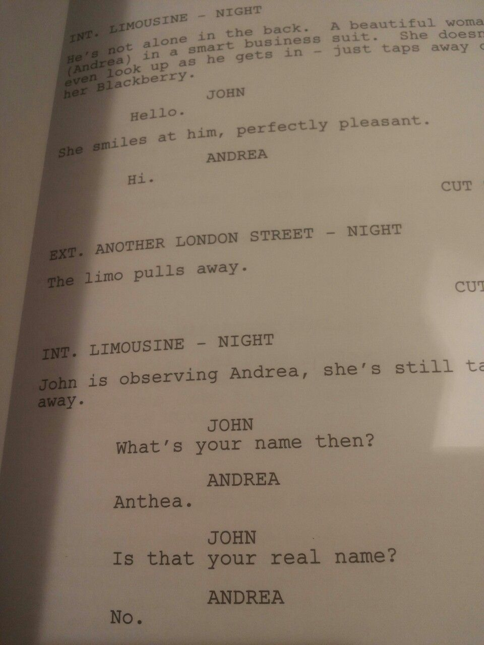 So Now We Know Her Real Name From The Script Included In Sherlock Series 1 3 Special Limited Edition Collec Sherlock Series Sherlock Fandom Sherlock Series 1