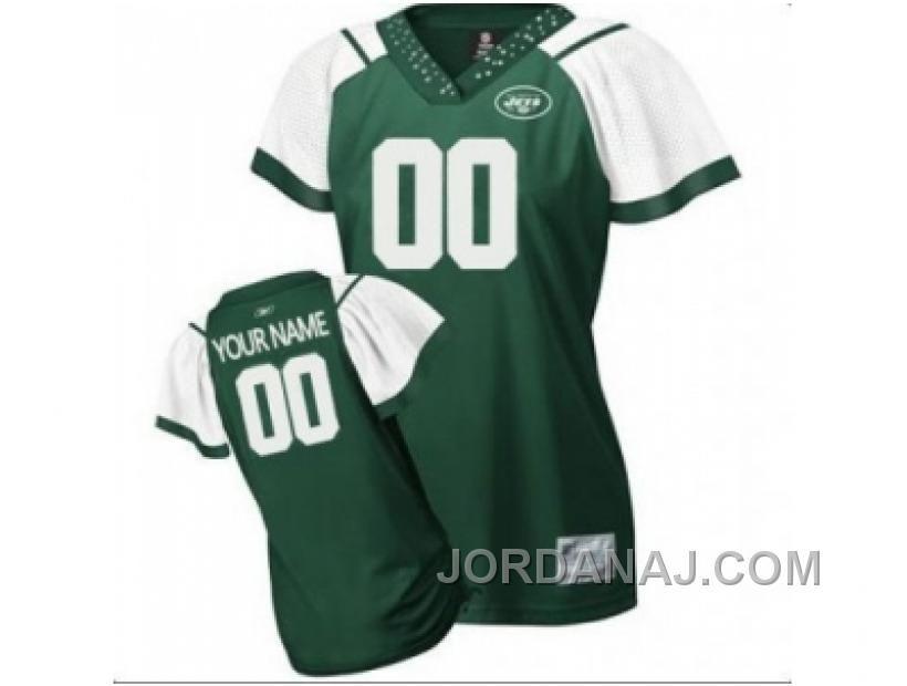 custom ny jets jersey