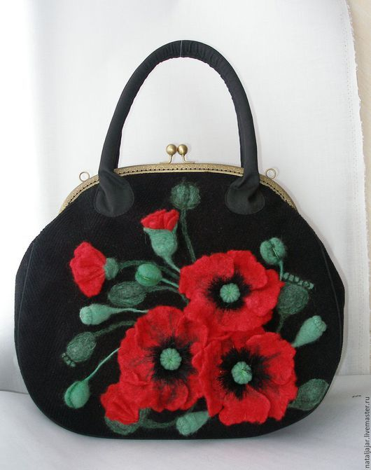 499d22cb9a15 Женские сумки ручной работы. Ярмарка Мастеров - ручная работа. Купить сумка  с фермуаром