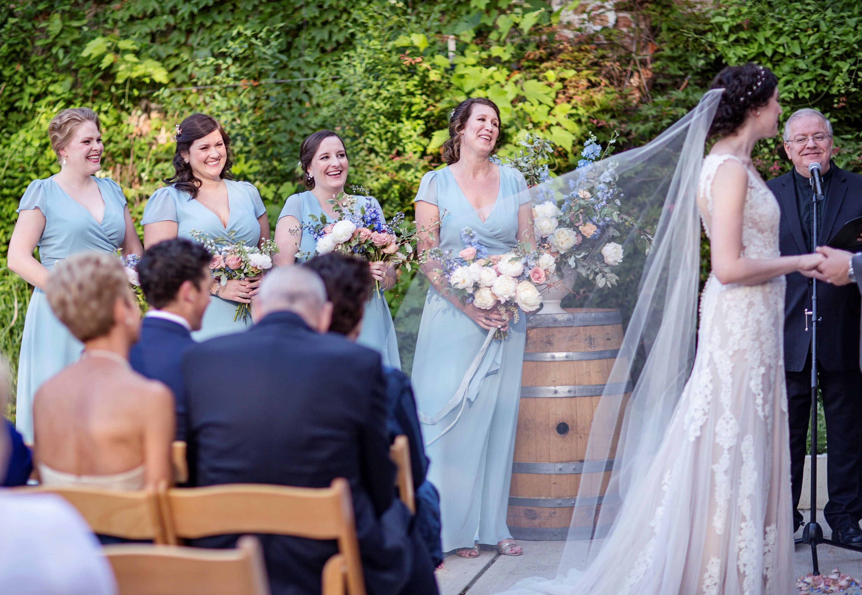 The 1st Chicago Wedding Officiant In The Knot Hall Of Fame Better Reviews At Weddingwire Than Any Other Chicago Chicago Wedding Wedding Officiant Wedding Wire