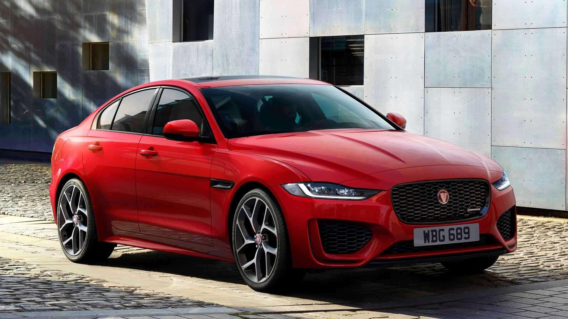 2020 Jaguar Xe Sport