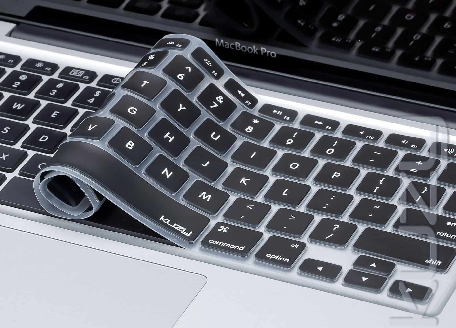 How to get a Mac keyboard cover to stick | 26 New tricks