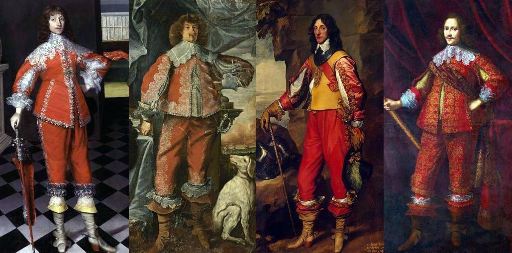 Gentil Homme  1640s