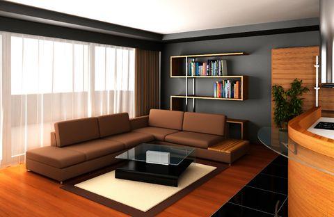 Queria minha sala assim, um dia qm sabe