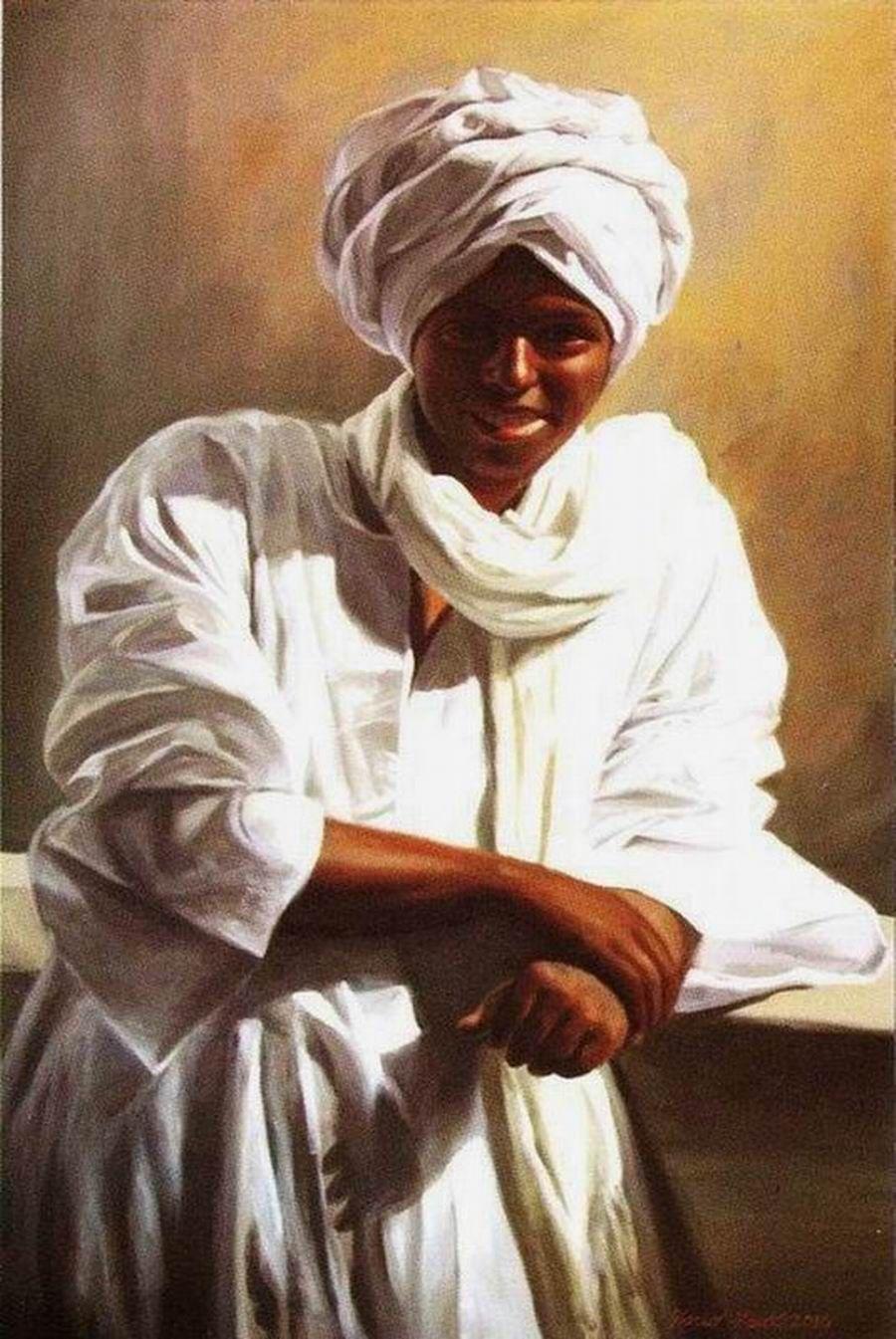 أعمال الفنان المصري فريد فاضل حنا مرقس الجزء الأول ملفات أردنية Egyptian Art Egypt Art Egyptian Painting