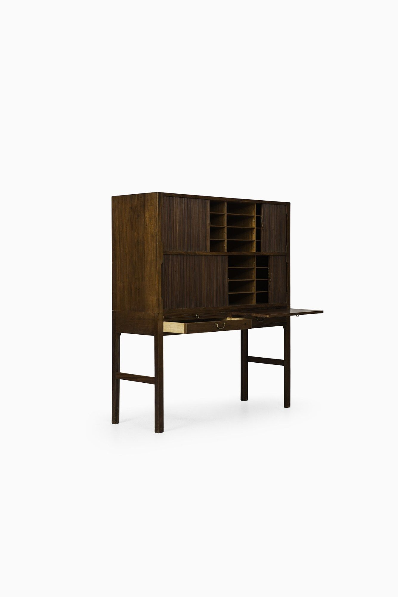 top ten furniture designers. Ole Wanscher Cabinet In Mahogany By A.J. Iversen At Studio Schalling. Famous Furniture DesignersCabinet Top Ten Designers N