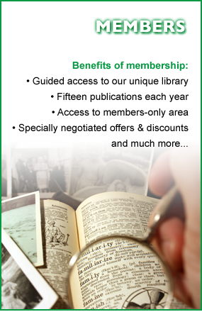 The Irish Genealogical Research Society