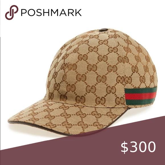 New Authentic Gucci Hat Gucci Hat Gucci Hats