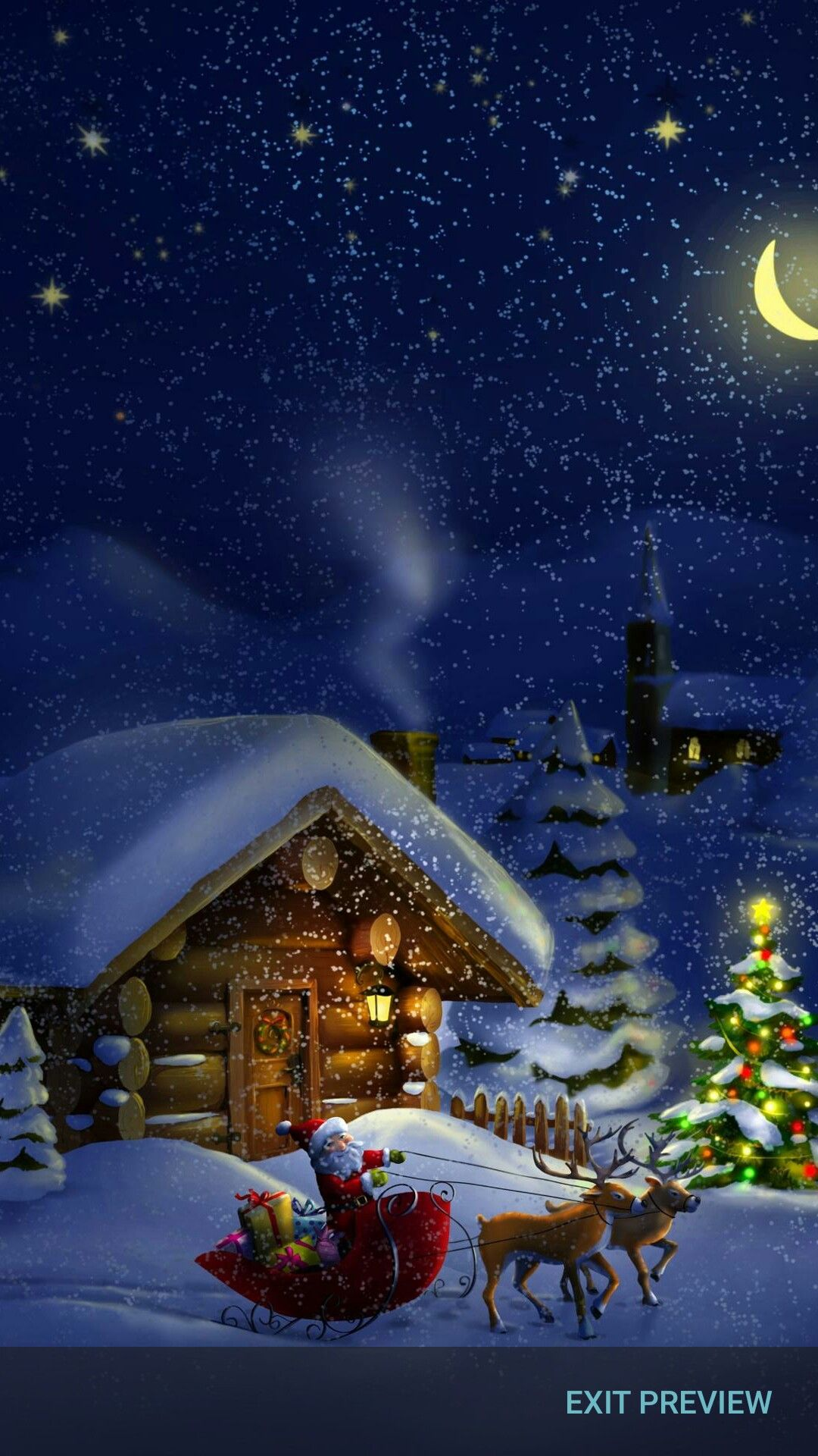 Explore Christmas Lockscreen And More