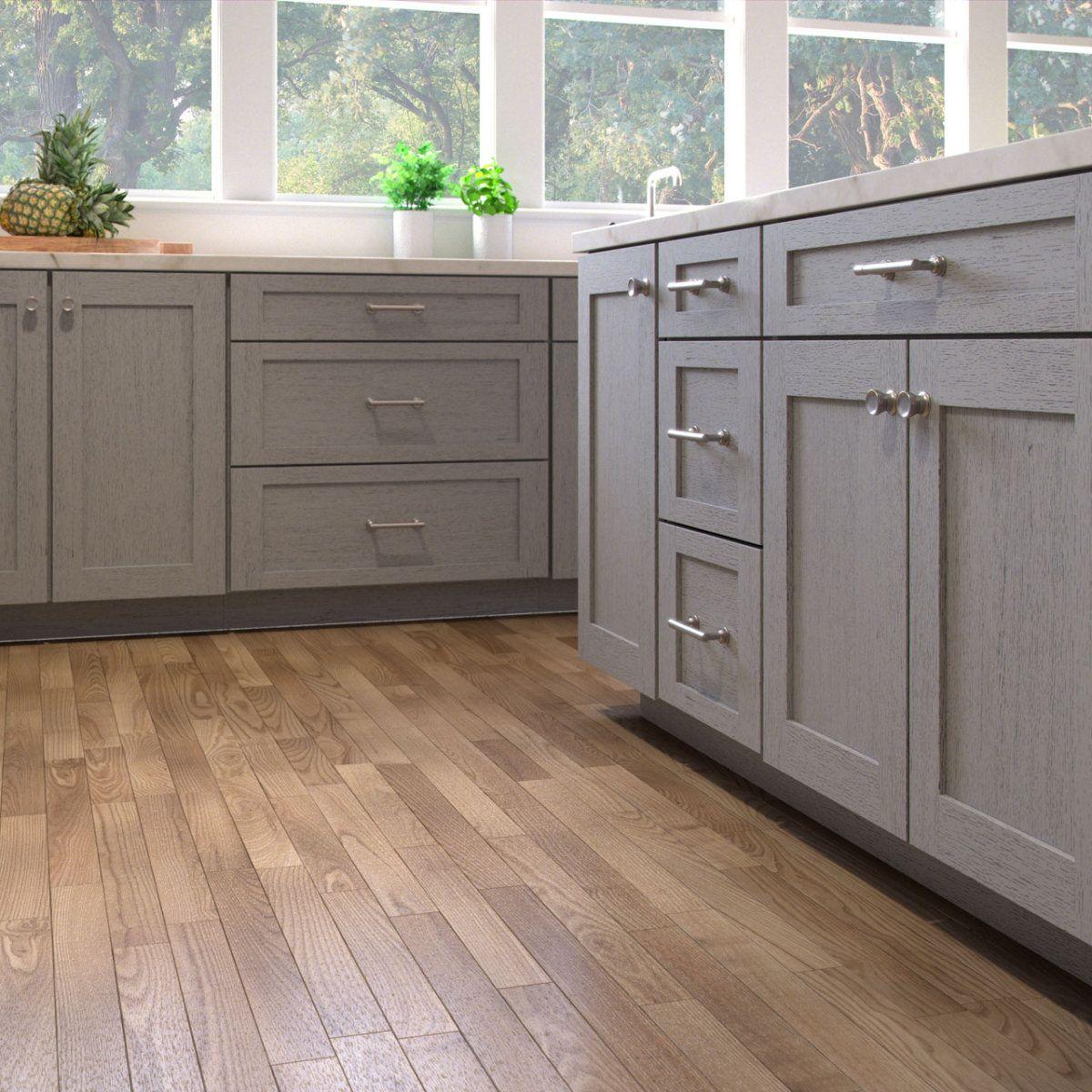 Best Nova Light Grey Shaker Kitchen Base Cabinets Kitchen 400 x 300