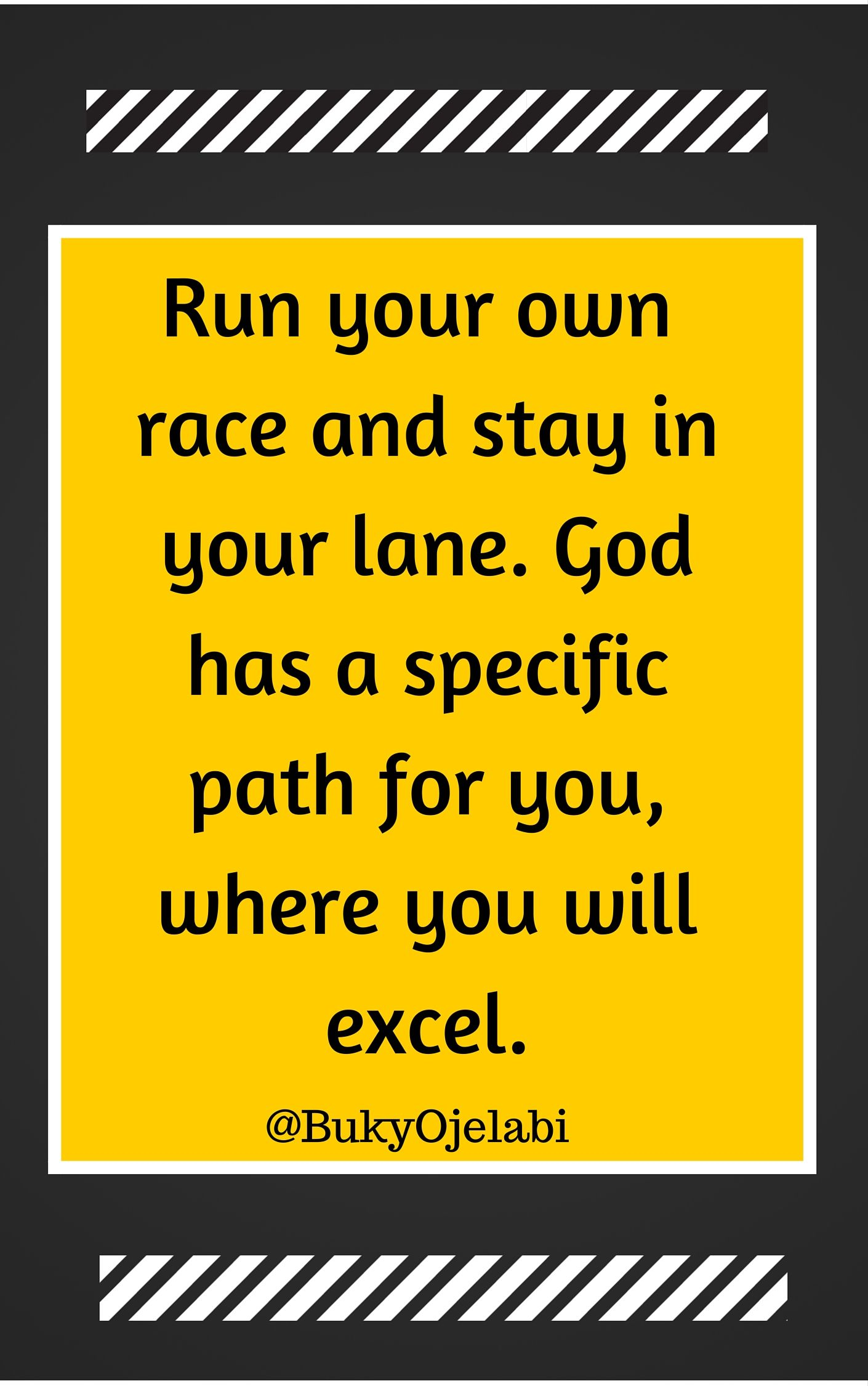 Run Your Own Race Quotes Quotes Inspirational Quotes Sayings