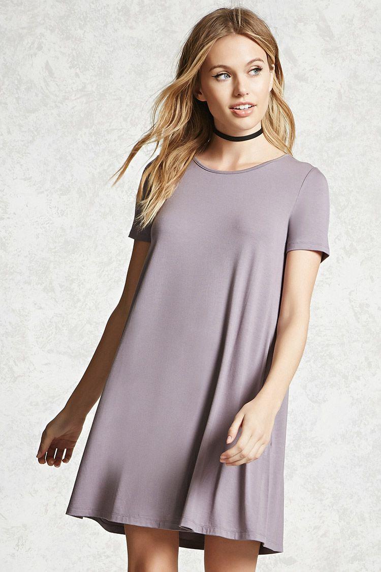 66e5a62c6ae6 Contemporary T-Shirt Dress | Clothes :) | Dresses, Shirt Dress, Shirts