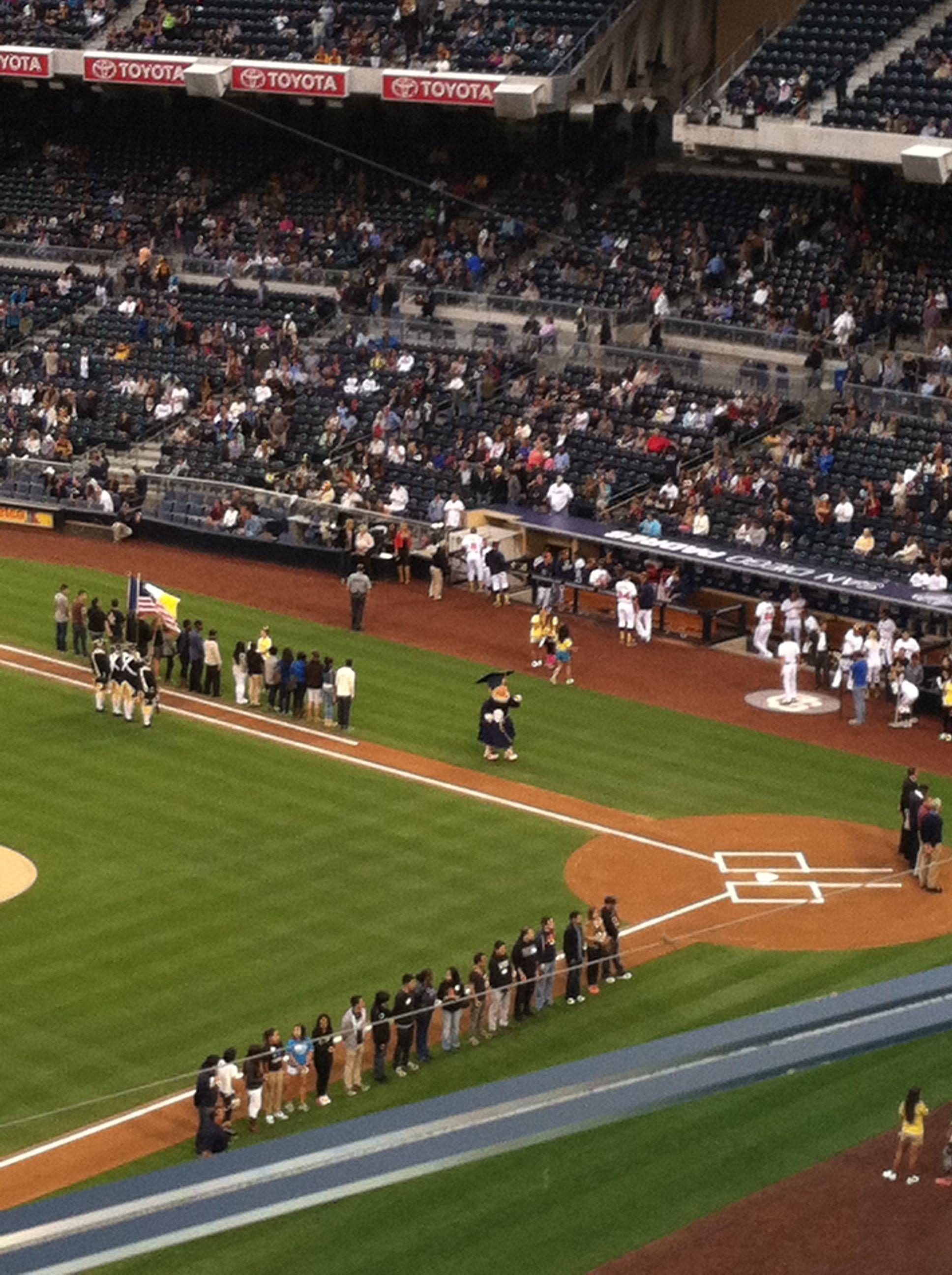 My team! Baseball field, Field, Enjoyment