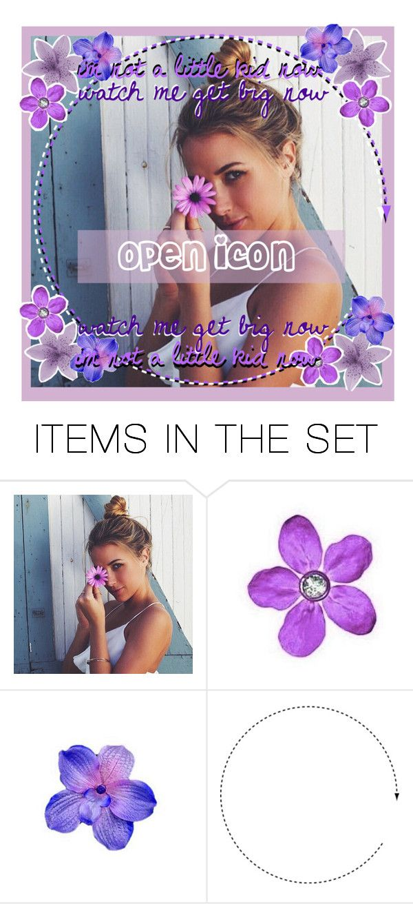 """""""an open icon <3"""" by loveenana on Polyvore featuring art"""