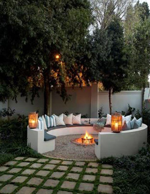 design inspiration for every kind of outdoor room brasero salon de jardin meuble jardin