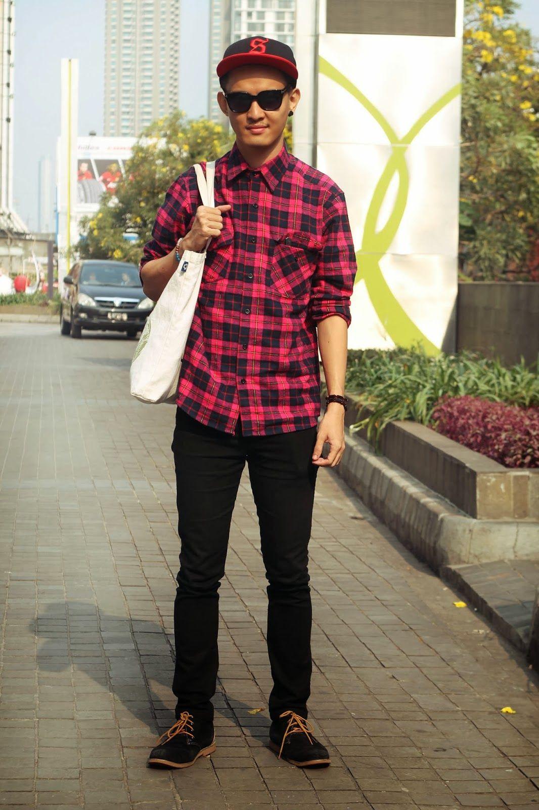 Mr. Rebel in Town: Jakarta Fashion Week 2014: Men Street ...