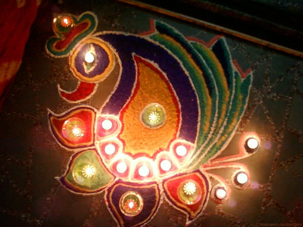 Best Rangoli Designs Images On Pinterest Mandalas Asia And - 50 best simple rangoli design special diwali wallpapers hd free download