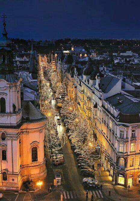 Prague Viajero Del Mundo Praga Viajes Internacionales