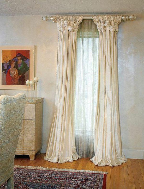 Gardinen Dekorationsvorschläge - Tipps und Bilder für Ihr Zuhause ...