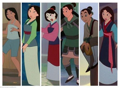 Photo of Disney Princess Wardrobes Mulan for fans of Disney Princess.  sc 1 st  Pinterest & Disney Mulan Wardrobe   Disney   Pinterest   disney Pixar Disney ...