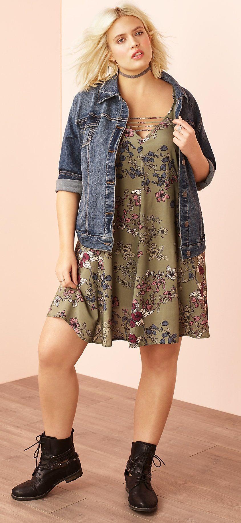 19ca0e8c9dc Plus Size Dress - Plus Size Fashion for Women  plussize