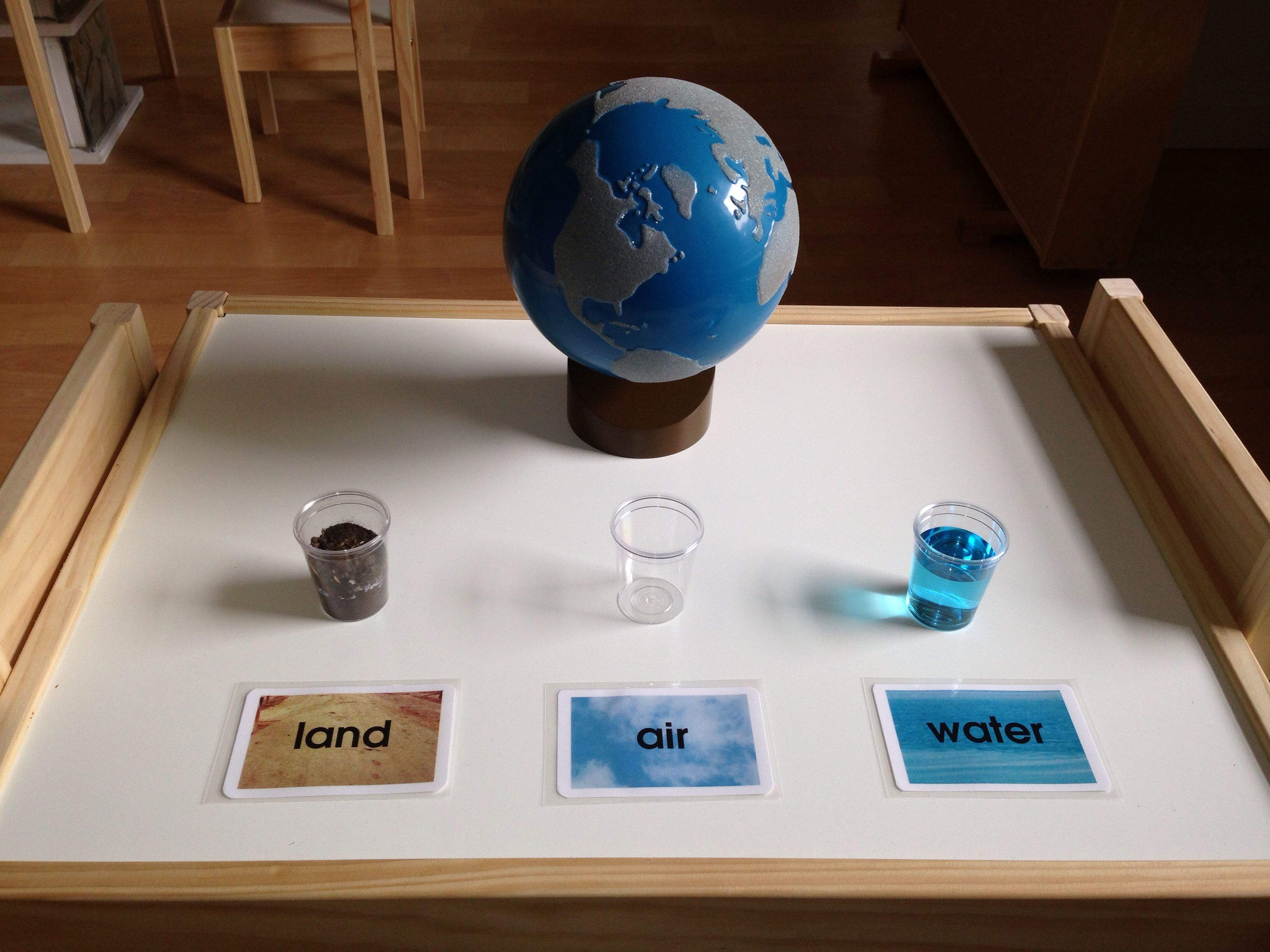 Land Air And Water Presentation