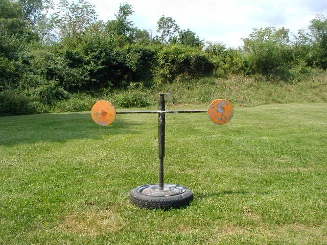 Home Made Steel Targets Shooting Targets Steel Shooting Targets Shooting Targets Diy