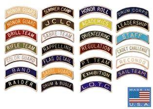 JROTC Arc Pins