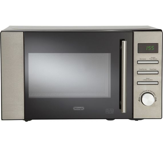 De'Longhi 800W Microwave with Grill