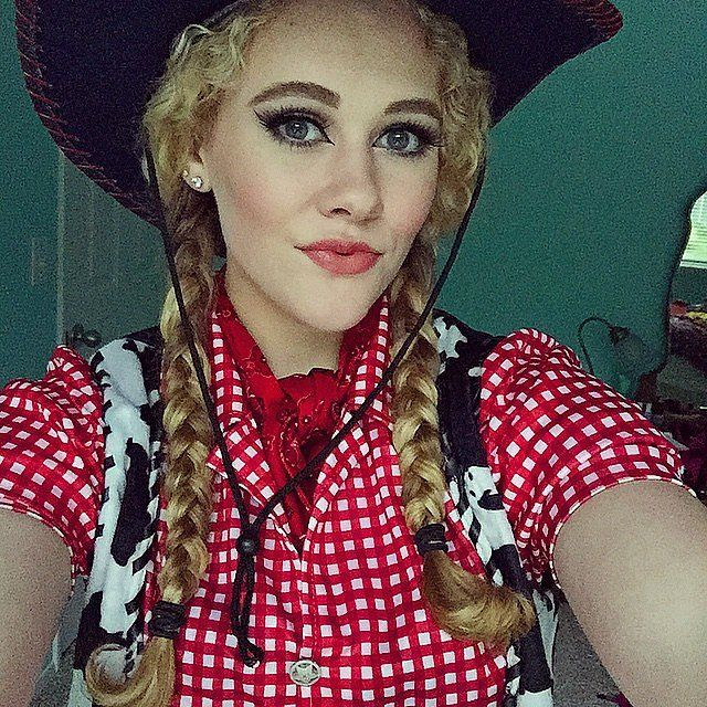 33 diy country girl costumes cowgirl costume costumes and diy cowgirl costume idea solutioingenieria Choice Image