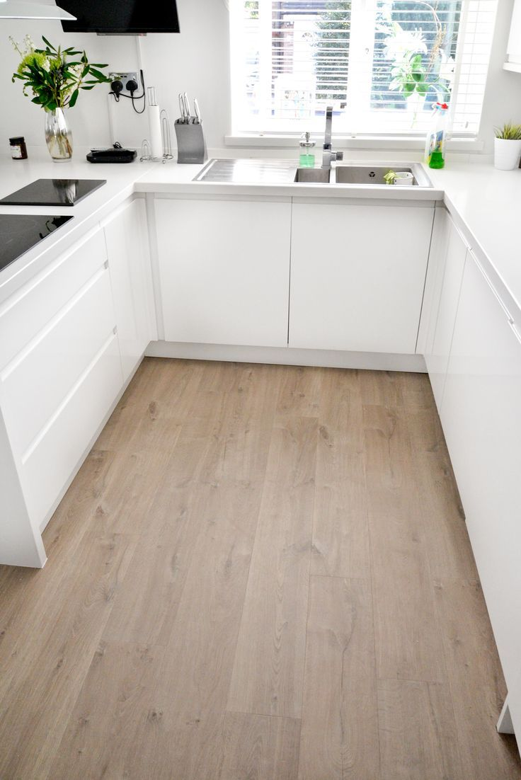 Downstairs Home Improvements - Flooring & Skirting Transformation