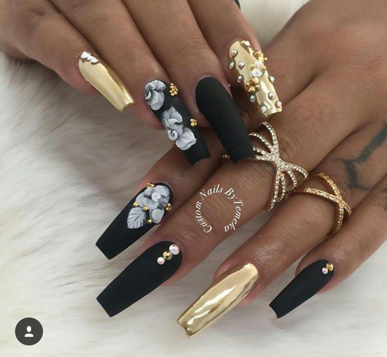 Pin de Shanice Parrish en Nails | Pinterest