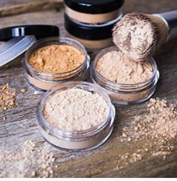 Wild Nature Powder foundation is entirely breathable on