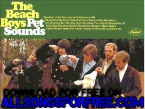 The Beach Boys - I Know There's an Answer