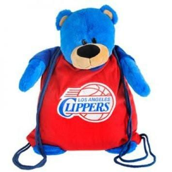 Los Angeles Clippers Backpack Pal #LosAngelesClippers