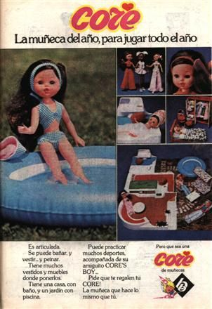 "La Core , no me metía en la bañera sin ella!  jaja! ""tozudita"" que era una..era? Jaja!"