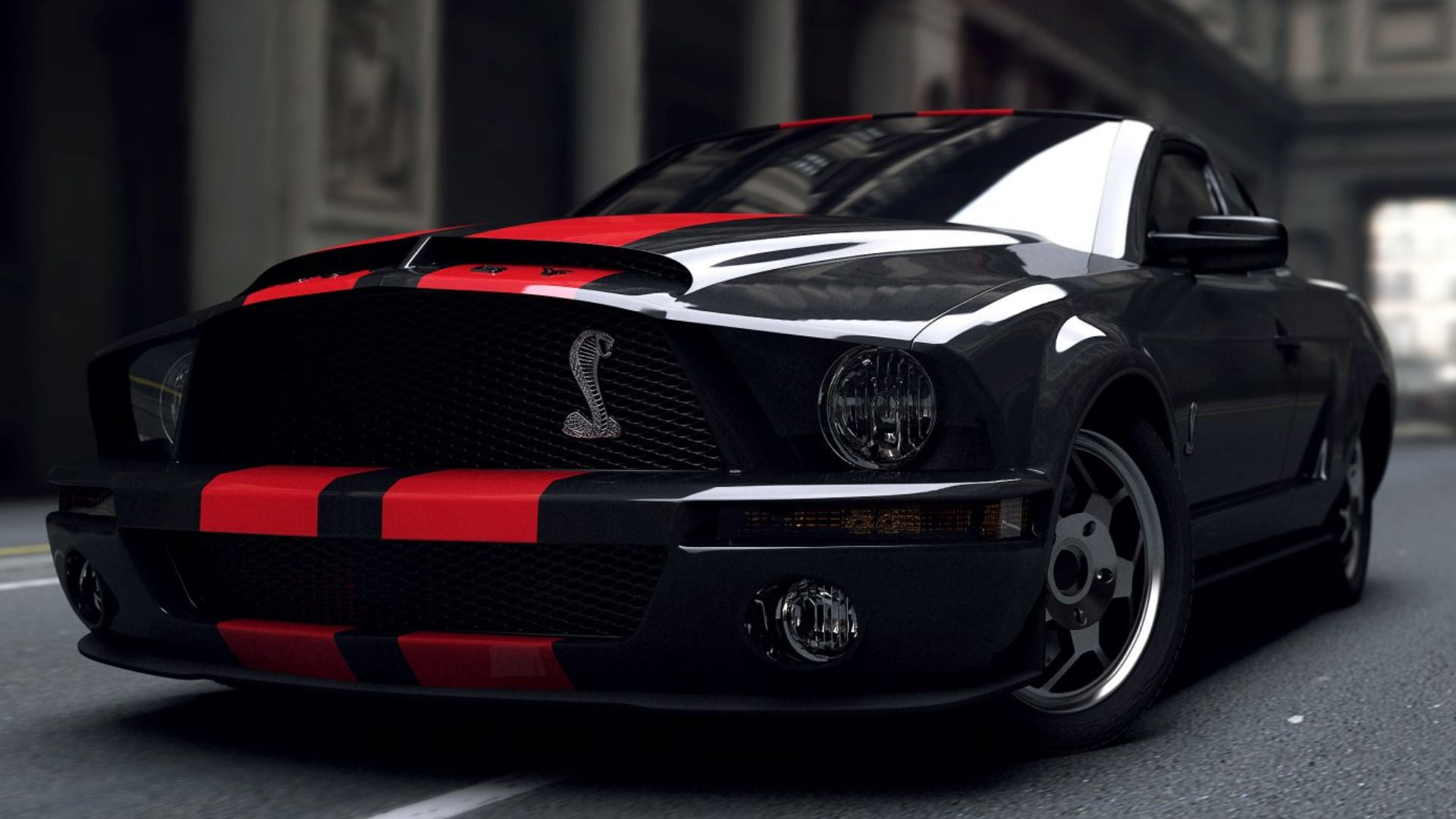 Mustang 2015 Shelby Gt500