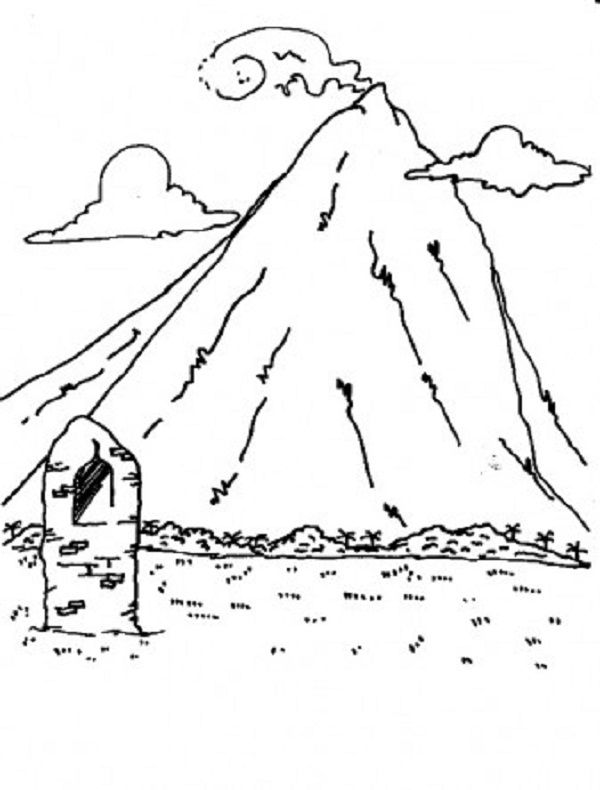 Splash Mountain Coloring Pages Coloring Pages Pinterest