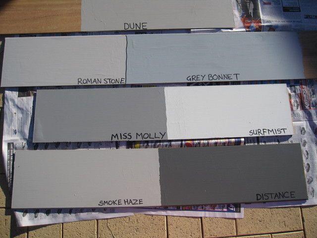 Dulux Dune Paint Colour
