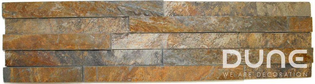 Oxido Brick 15x60 Cm Este Producto Tipo Destaca Por Sus Relieves En óxido Multicolor
