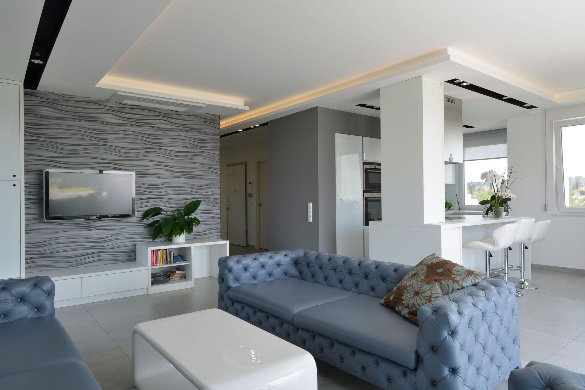 Minimalist Penthouse by Adamdesign Belsptsz Studio Apartment