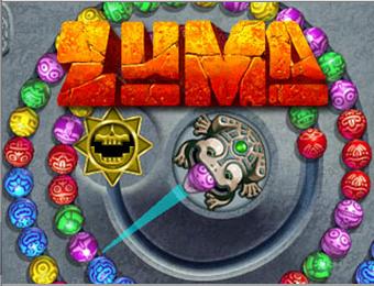 لعبة زوما الضفدع 2015 الجديدة نسخة من القديمة الاصلية فلاش