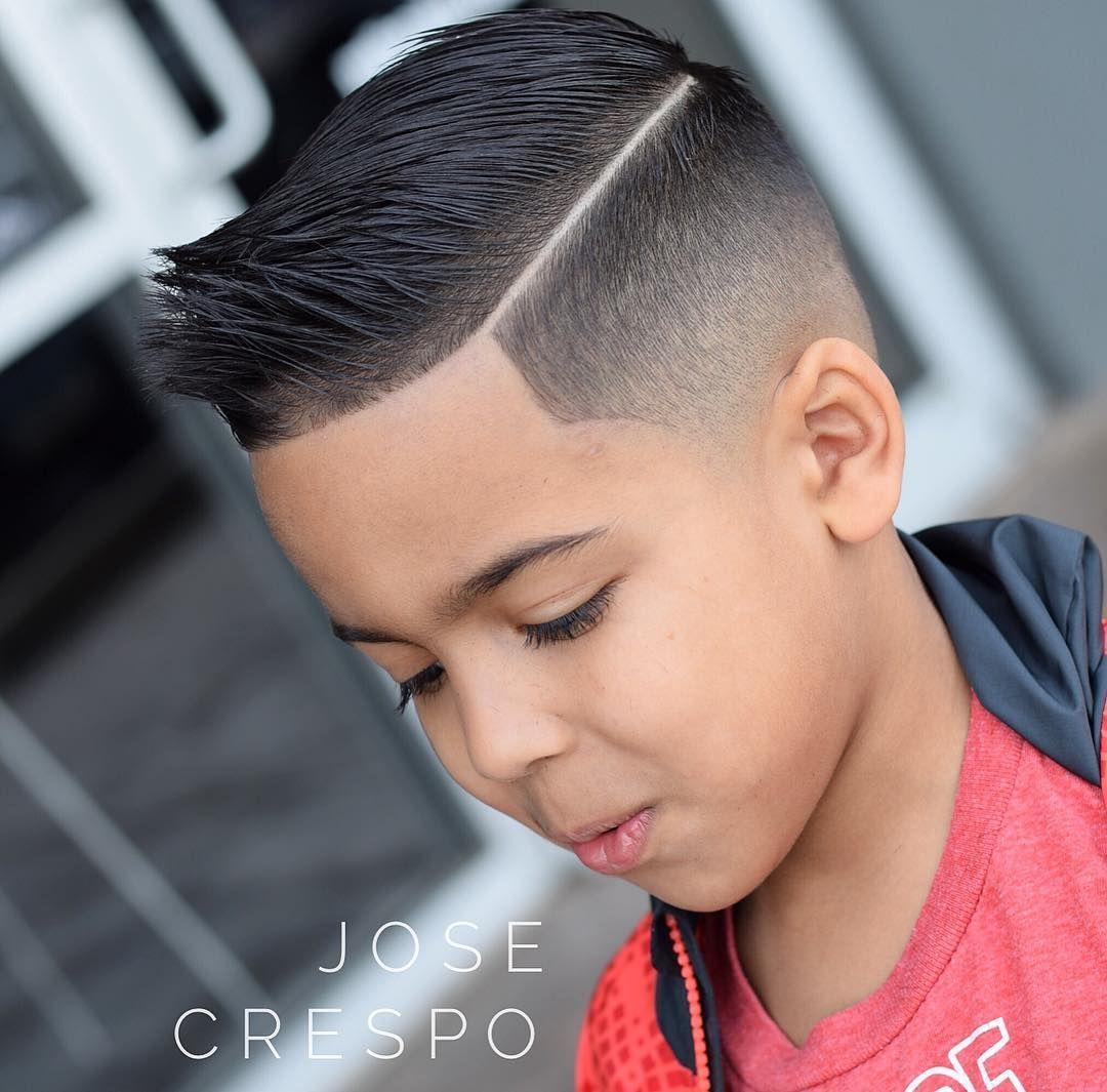pin boys haircuts